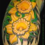 Semnificația tatuajelor florale