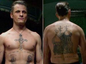 Misterele tatuajelor ruseşti