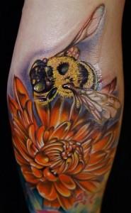 Chrysantemum-Tattoo