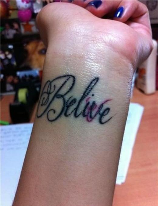believe-tattoo