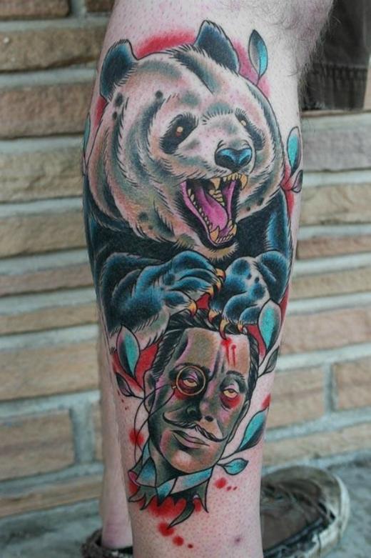 evil-panda-bear