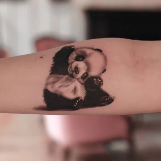 little-panda-tattoo
