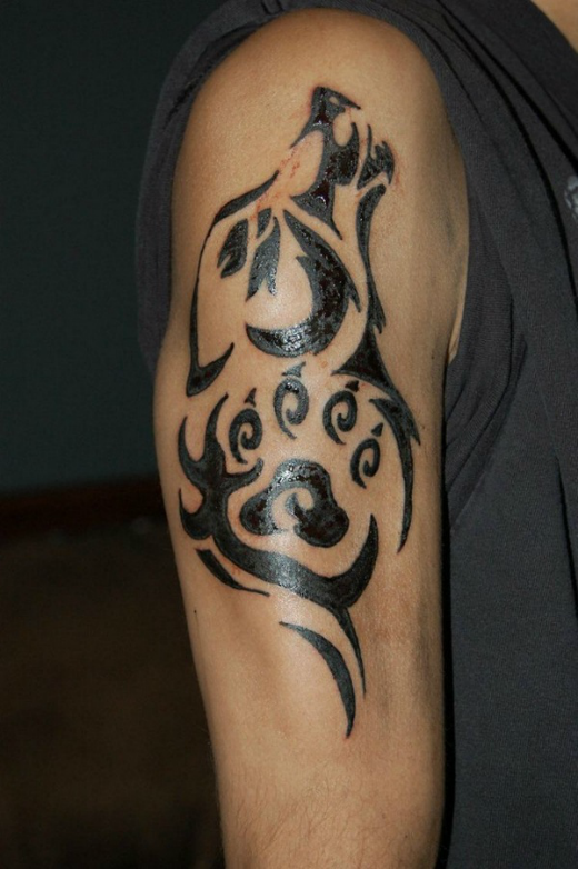 celtic-wolf-tattoo